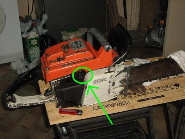 Stihl 041 AV help - Firewood forum - Arbtalk | The Social Network