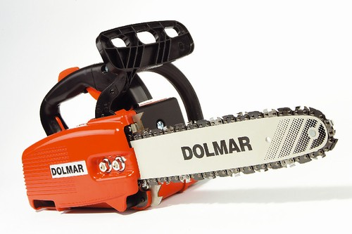 Dolmar top handled chainsaws arbtalk the social network for share this post greentooth Image collections