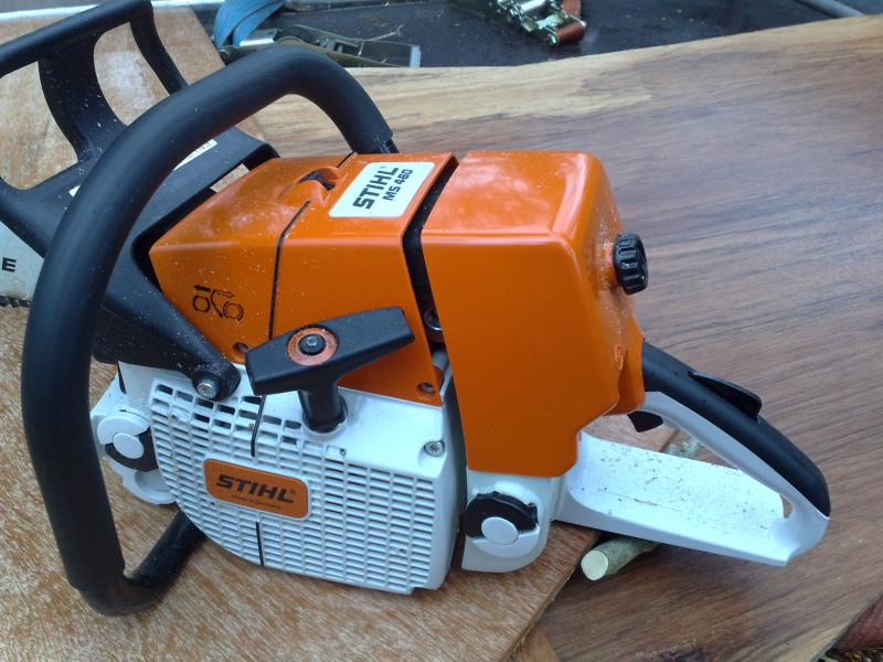 Stihl MS460 - Page 3 - Chainsaws - Arbtalk | The Social Network For