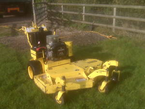 Great Dane Gateway Mower Manual Large Equipment Arbtalk The