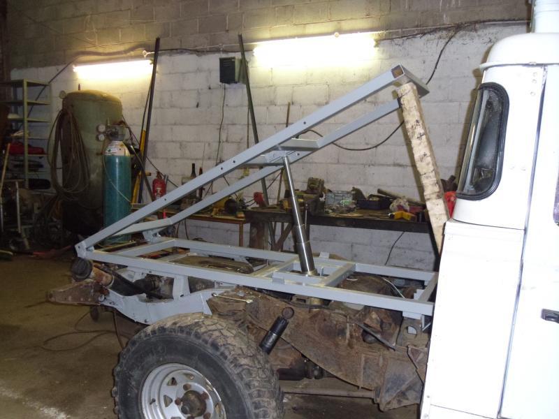 Pics Of A 110 130 Tipper Subframe Arb Trucks Arbtalk