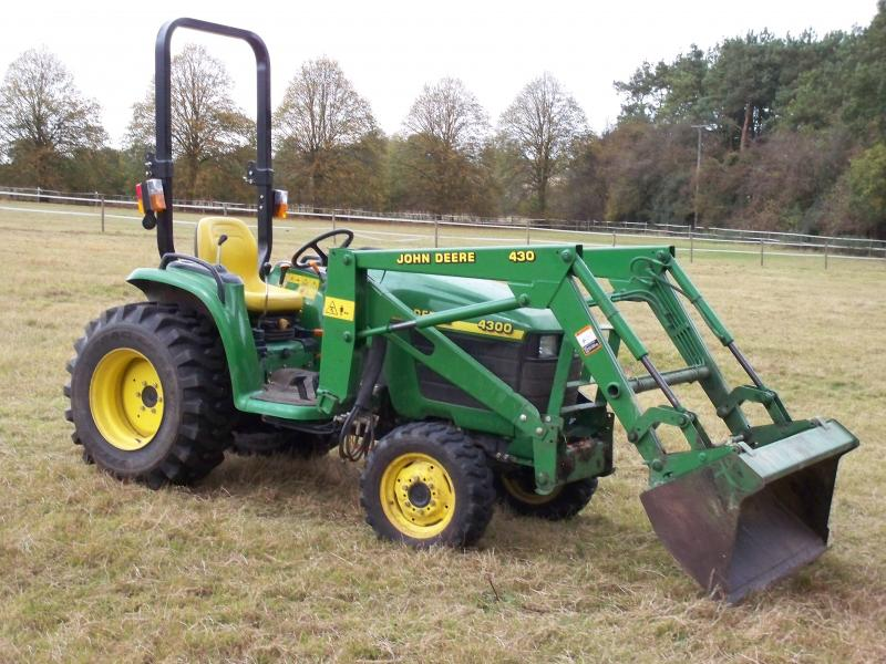 compact tractors? - Page 4 - Large equipment - Arbtalk   The