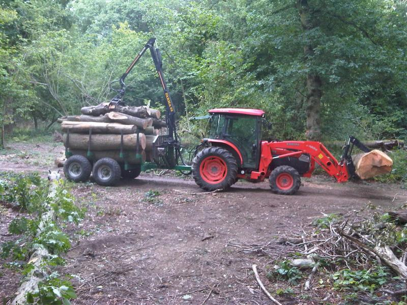 compact forwarders - Forestry and Woodland management - Arbtalk