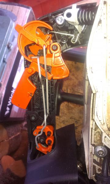 201t handle assembly  Chainsaws  Arbtalk   The Social