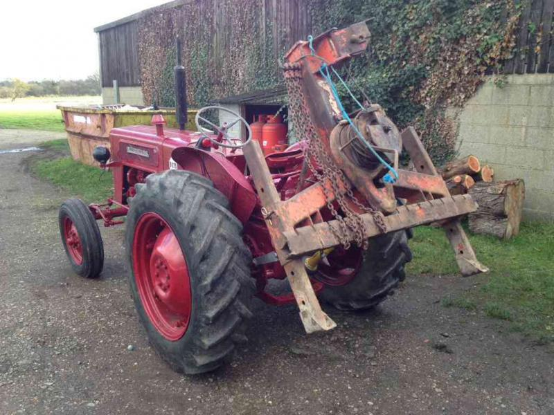 Home Made Tractor Clutch : Is this fransguard winch any good forestry and woodland