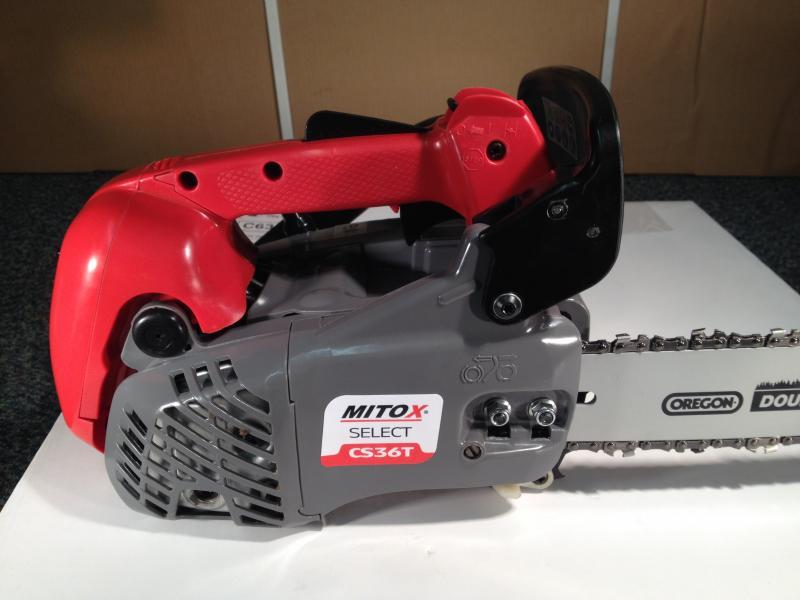 Mitox CS260TX Petrol Top Handle Chainsaw