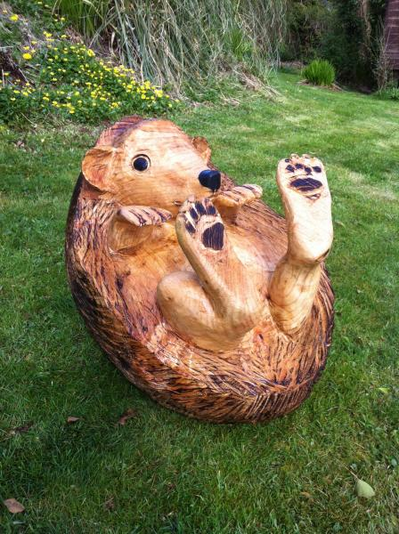 Hedgehog chainsaw carving forum arbtalk the social network for