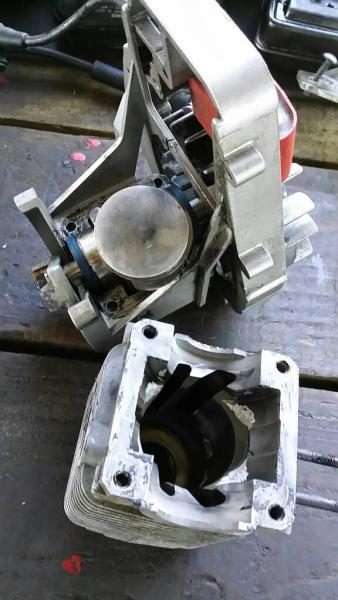 Sheared Flywheel Key Hedgecutter - Maintenance help - Arbtalk | The