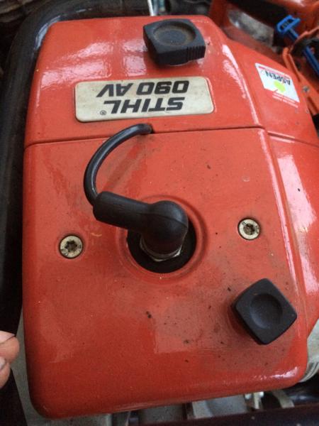 Stihl 1106 thread (contra, 070 & 090) - Chainsaws - Arbtalk | The