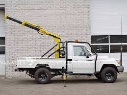 crane mounted on 4x4 pickup ??