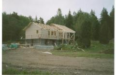 House building sweden