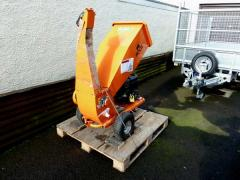 Rock Machinery Venom 13hp Chipper