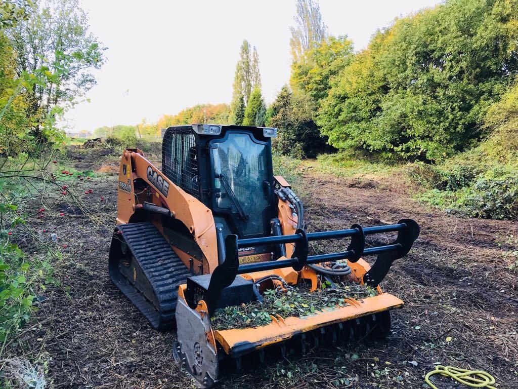 Skid Steer / Forestry Mulcher Driver - Employment - Arbtalk