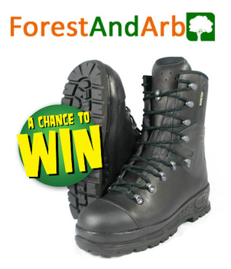 2edbdd3aaf3 Win HAIX Protector Pro Chainsaw Boots with ForestAndArb - General ...