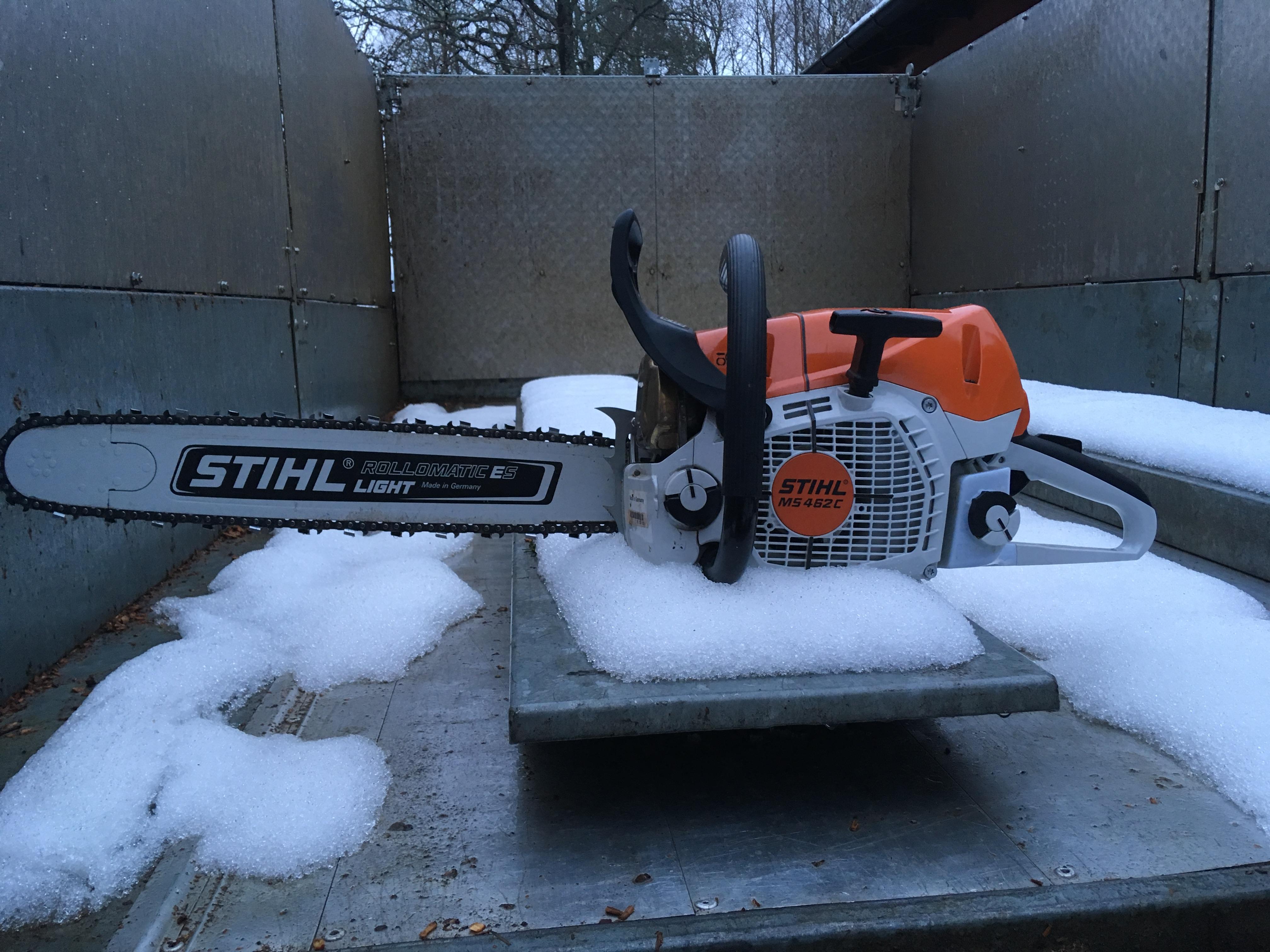STIHL MS462 DUE NEXT SUMMER - Chainsaws - Arbtalk | The Social