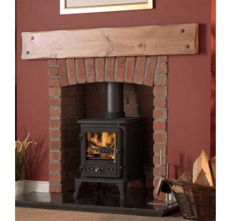 Firefox 5.1 Cleanburn Multifuel Stove, DEFRA Approved.jpg