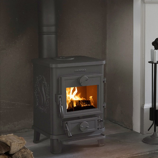 Morso Squirrel 1410 - Multi Fuel & Wood Burning Stove.png
