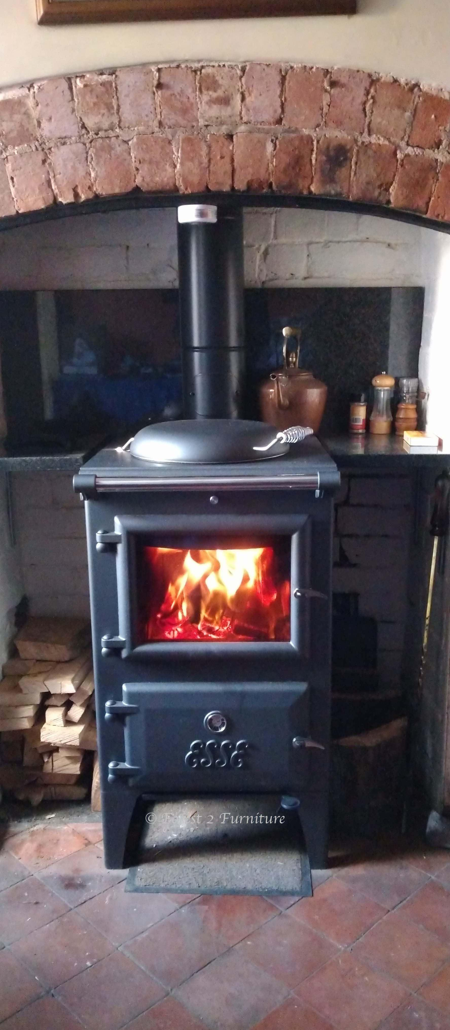 Esse Ironheart   Page 20   Log burning stoves and fireplaces ...