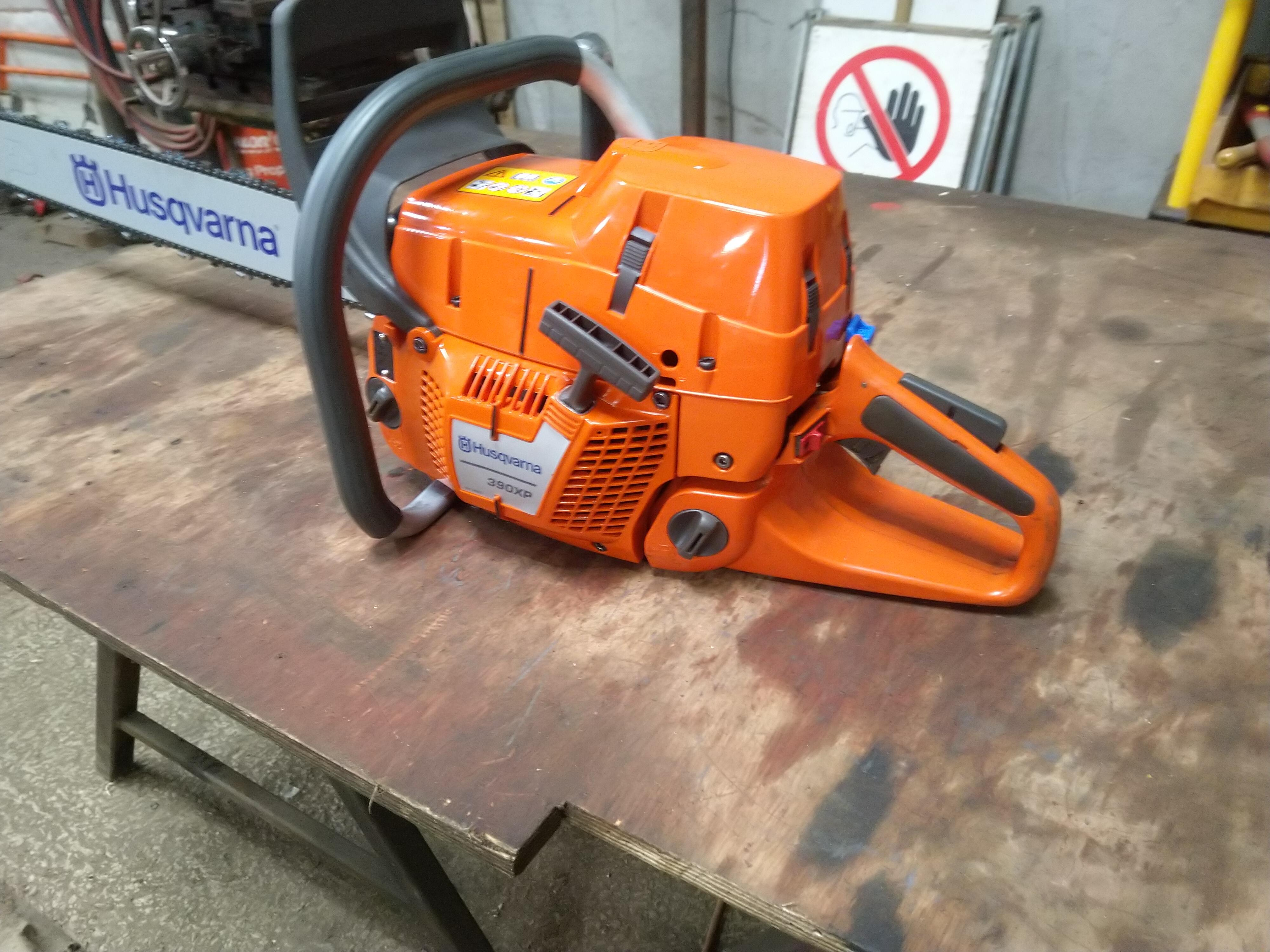Husqvarna Chainsaws stolen from me